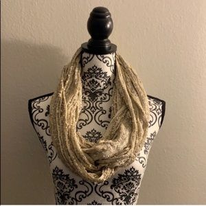 NEW Shimmer Infinity Scarf